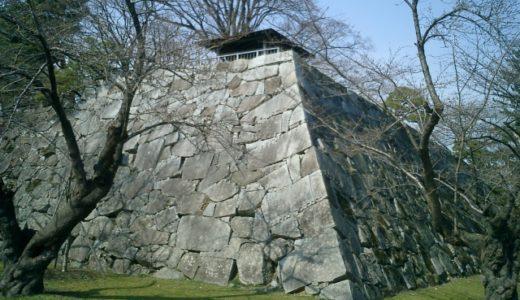 日本のお城100選・盛岡城(岩手県)の観光情報