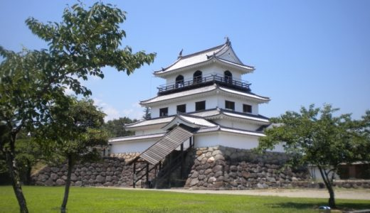 日本の城・白石城・(宮城県白石市)