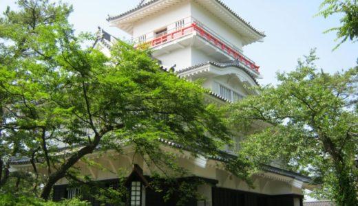 日本のお城100選・久保田城(秋田県)
