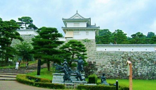 日本100名城・二本松城(福島県)