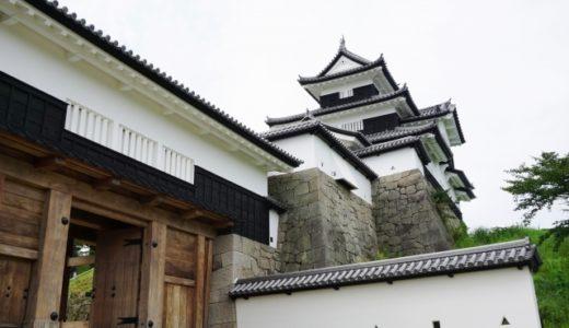 日本100名城・小峰城(福島県)