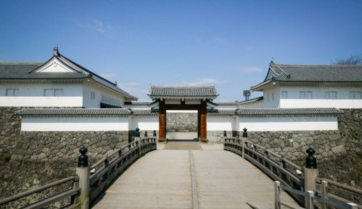 日本100名城・山形城(山形県)